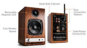 Speaker Designer Audioengine Hd3 Desktop Speaker System Review Audio Advice