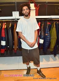 j cole hairstyle 2015 j cole hosts j cole for bally in atlanta photos