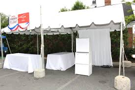 photo booth tent outdoor events