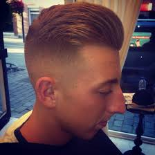 fresh haircut for this customer by handcraft belgium men