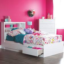 fusion transitional kids bed single pure white kids beds