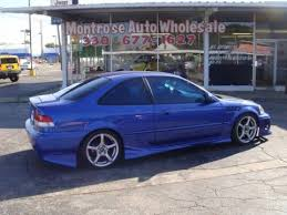 honda civic si for sale in ohio used 2000 honda civic si coupe for sale stock 6w0669
