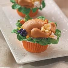 turkey dinner cupcakes recipe dinners thanksgiving and recipes