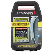 remington lithium virtually indestructible barbershop clipper 20