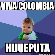 Colombia Meme - oh parents and their expressions of rage cosas colombianas