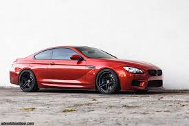 bmw m6 modified bmw m6 with its sakhir orange paint is sure to grab your attention