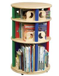 round bookcase design ideas for kids room