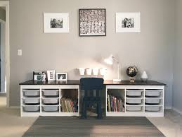 salle de jeux adulte children u0027s desk ikea trofast hack baby room pinterest