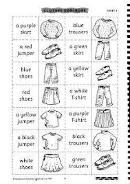winter clothes coloring page winter clothes worksheets and