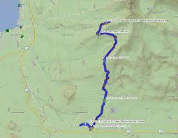 Pct Oregon Map by Oregon Hikers U2022 View Topic 8 28 12 Pct North Into Mt Thielsen