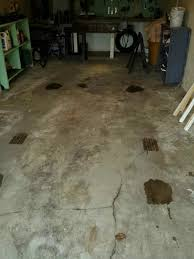 Garage Floor Drain Cover Replacement by Drainage Garage Floor Drain Alternatives Home Improvement