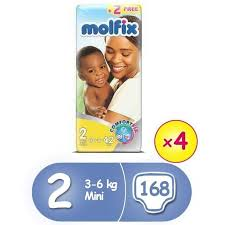 Comfort Diapers Products Monmartt