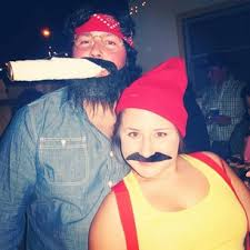 Cheech Chong Halloween Costumes Cheech Chong Couple Costume Ideas Costumes Halloween