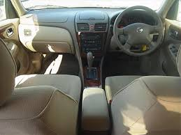 nissan bluebird 2005 2004 nissan bluebird sylphy 18vi low mileage used car for sale