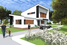 two storey house design in 3d archicad artlantis software
