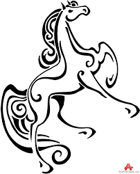 ferrari logo drawing horse logo cliparts free download clip art free clip art on