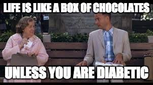 Life Is Like A Box Of Chocolates Meme - forrest gump box of chocolates imgflip