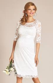 maternity wedding dresses uk amelia lace maternity wedding dress ivory maternity