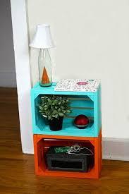 Crate Bookcase Decoart Blog Diy Maxx Gloss Crate Bookcase