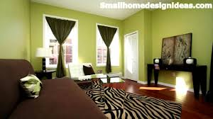 how to decorate a small livingroom best of modern small living room design ideas youtube