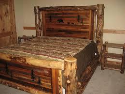 bradley u0027s utah log furniture rustic aspen log bedroom collection