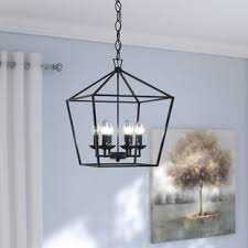 Black Hanging Light Fixture Matte Black Pendant Light Wayfair