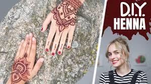 henna tattoo speed drawing 2 muster ausprobiert diy speed