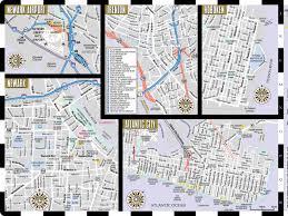 Streetwise Maps Streetwise New Jersey Amazon Co Uk Streetwise Maps