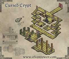 Dnd Maps Dnd Crypt Map Powerdnssec