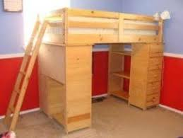 Bunk Bed With Desk And Dresser Bunk Bed With Dresser And Desk Foter