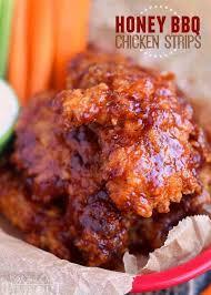 honey bbq chicken strips mom on timeout