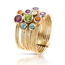 rings colored stones images 14kt color stone fashion ring jpg