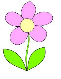 purple flower 7 clip art clipart panda free clipart images