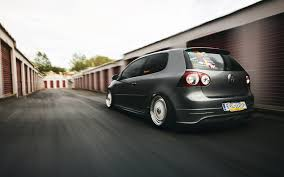 volkswagen golf stance wallpaper tuning volkswagen golf mk5 stance grey motion 1920x1200