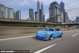 rwb porsche blue the rwb miyabi speedhunters