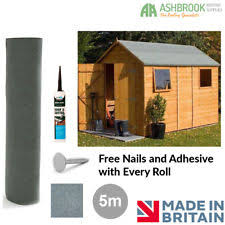 How To Re Roof A Shed With Onduline Corrugated Roofing Sheets by Home Roofing Materials Ebay