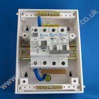 wiring in garage consumer unit yondo tech