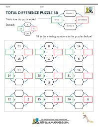 Challenge Std 24 Challenge Worksheets Worksheets For All And