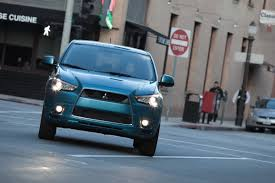 mitsubishi asx 2013 mitsubishi bringing facelifted 2013 outlander sport asx to the