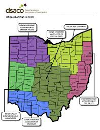 Dublin Ohio Map by Ohio Down Syndrome Associations Dsaco Down Syndrome