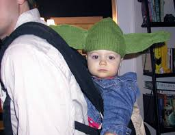 Yoda Halloween Costume Infant Father Daughter Halloween Costume Luke U0026 Yoda Ben Towle