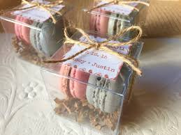 wedding goodie bags delicious sweet box bake goods amazing colorful adorable dessert