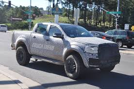 Ford Raptor Truck Trend - spied 2019 ford ranger and 2020 ford bronco mule