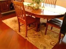 what size rug under dining table kitchen area rug ideas best size rug for dining room dining room