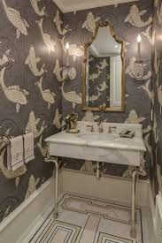 Wallpaper Designs For Bathrooms by 216 Best Dazzling Wallpaper Designs Images On Pinterest