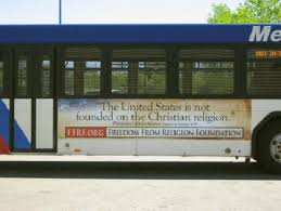 Political Ads Banned From San Francisco Buses Trains Atheist Caign The Skeptic S Dictionary Skepdic Com