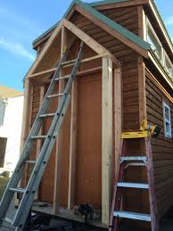 Shed Roof House Lh Growing A Tiny House On Wheels