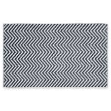 Gray And White Bathroom Rugs Buy White Grey Bath Rugs From Bed Bath U0026 Beyond