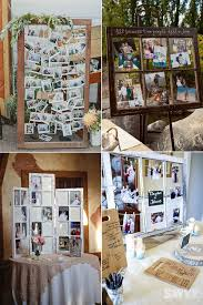 top 35 cool photo display ideas for your wedding stylish