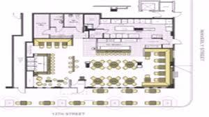 interior simple restaurant floor plan within impressive